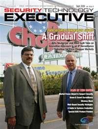 Security Technology Executive