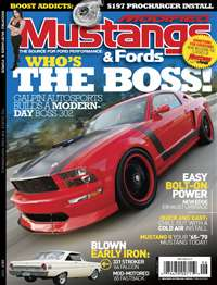 Modified Mustang & Fords