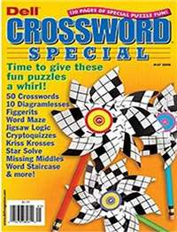 Dell Crossword Special