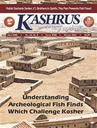 Kashrus Magazine