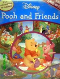 First Look & Find: Disney Pooh & Friends