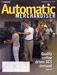 Automatic Merchandiser