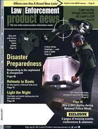 Law Enforcement Product News