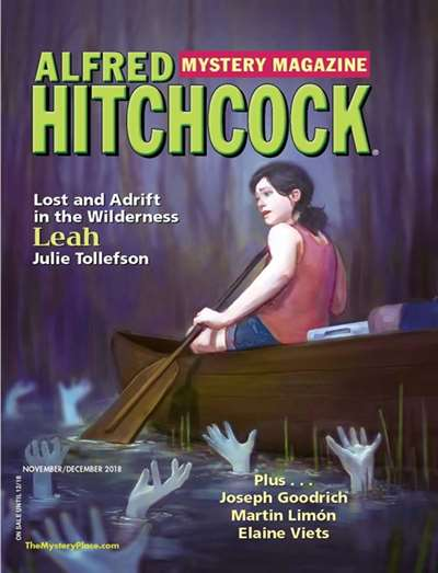 Alfred Hitchcocks Mystery Magazine Subscription Canada