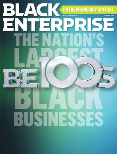 Black Enterprise Magazine Subscription Canada