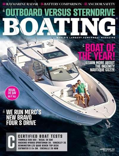 Boating Magazine Subscription Canada
