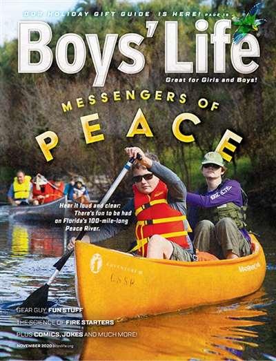 Boys' Life Magazine Subscription Canada