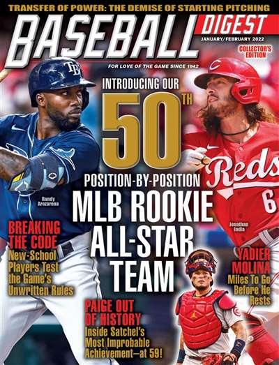 Baseball Digest Magazine Subscription Canada