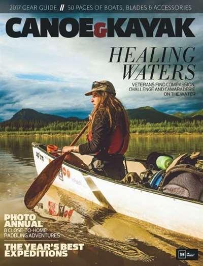 Canoe & Kayak Magazine Subscription