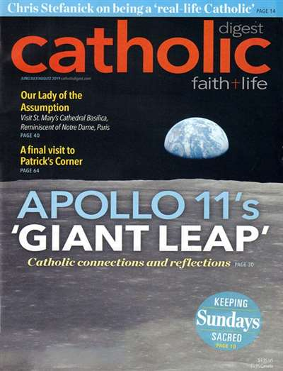 Catholic Digest Magazine Subscription United States