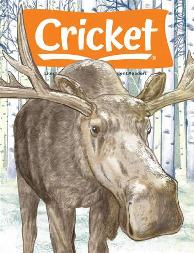 Cricket Magazine Subscription Canada