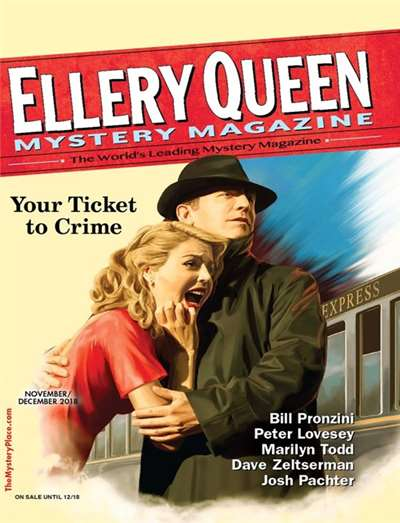 Ellery Queen's Mystery Magazine Subscription Canada