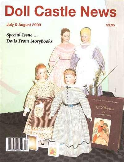 Doll Castle News Magazine Subscription