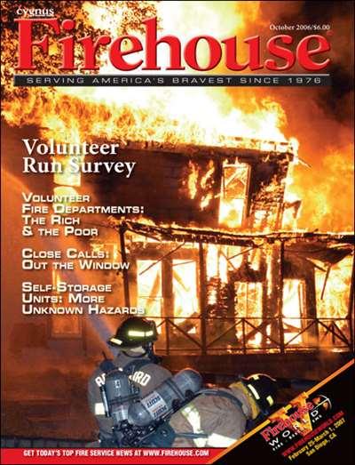 Firehouse Magazine Subscription Canada