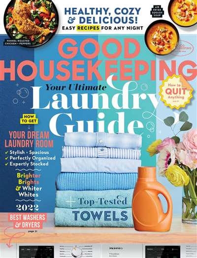 Good Housekeeping Magazine Subscription Canada