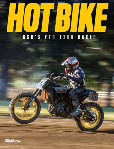 Hot Bike Magazine Subscription Canada