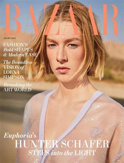 Harper's Bazaar Magazine Subscription