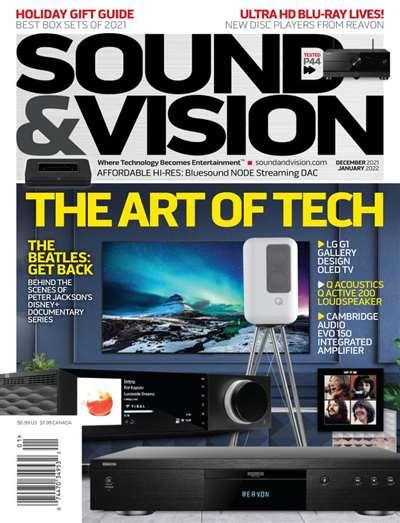 Sound & Vision Magazine Subscription