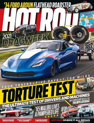 Hot Rod Magazine Subscription Canada