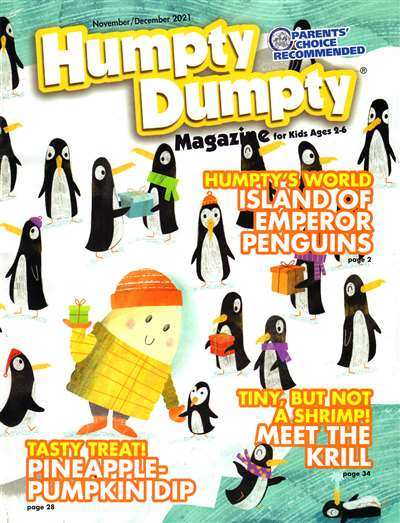 Humpty Dumpty Magazine Subscription Canada
