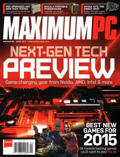 Maximum Pc (Non-Disc Version) Magazine Subscription