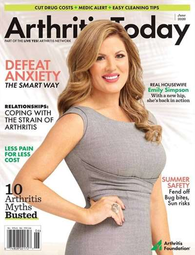 Arthritis Today Magazine Subscription Canada