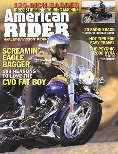 American Rider Magazine Subscription