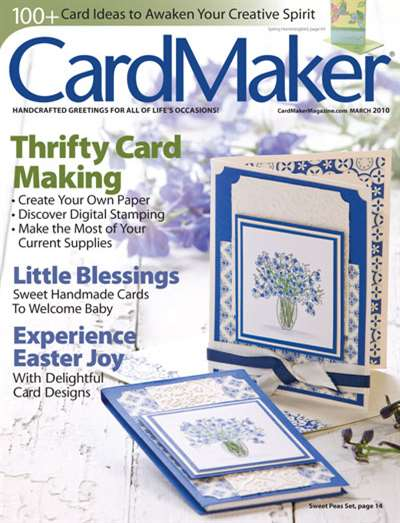 Cardmaker Magazine Subscription