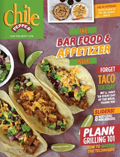 Chile Pepper Magazine Subscription Canada
