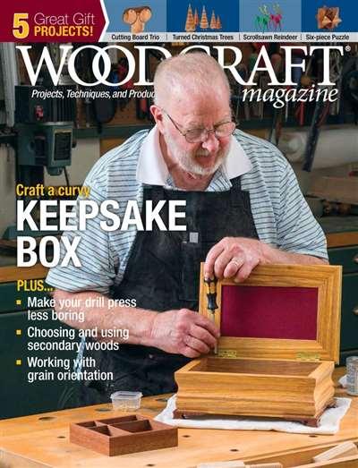 Woodcraft Magazine Subscription Canada
