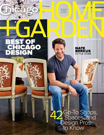 Chicago Home + Garden Magazine Subscription