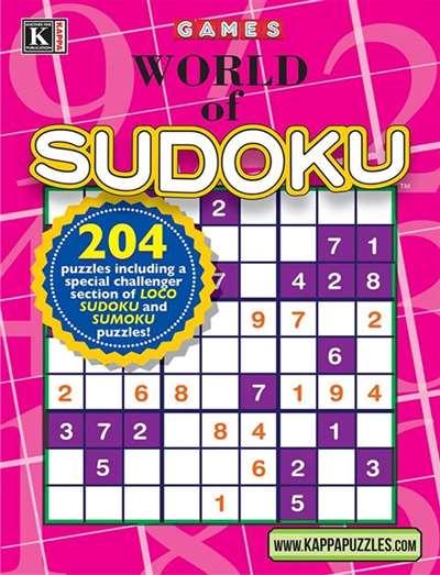 World Of Sudoku Magazine Subscription