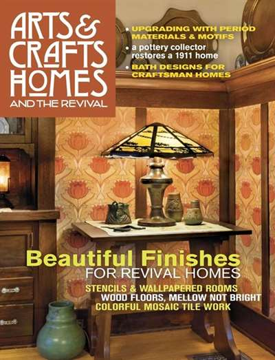 Arts & Crafts Homes Magazine Subscription Canada