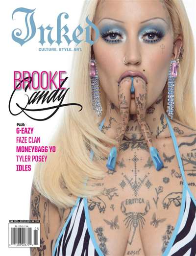 Inked Magazine Subscription