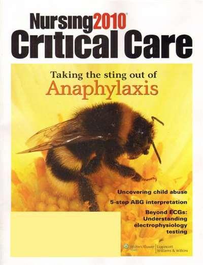 Nursing Critical Care Magazine Subscription