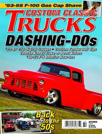Custom Classic Trucks Magazine Subscription Canada