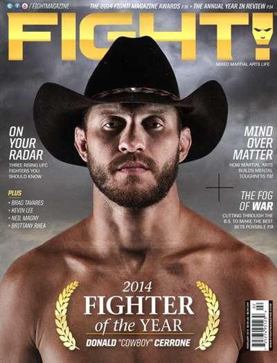 Fight Magazine Subscription Canada