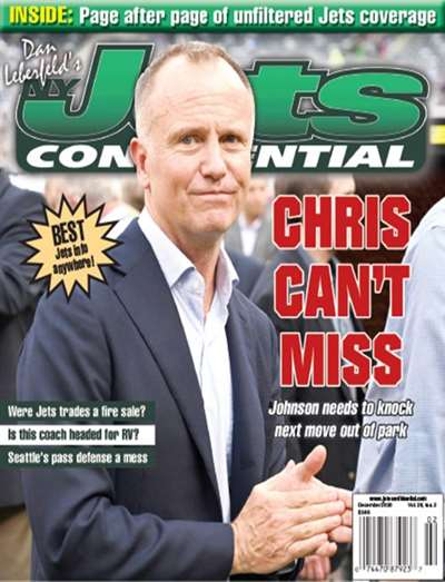 Jets Confidential Magazine Subscription