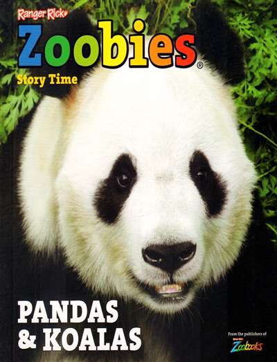 Zoobies Magazine Subscription Canada