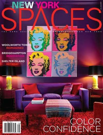 New York Spaces Magazine Subscription Canada