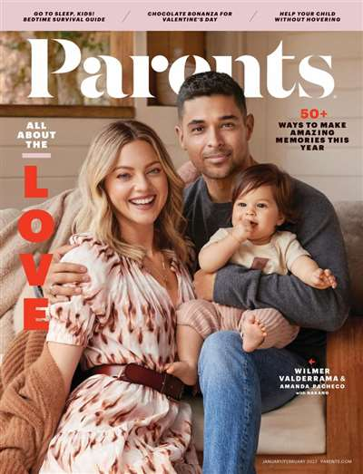 Parents Magazine Subscription Canada