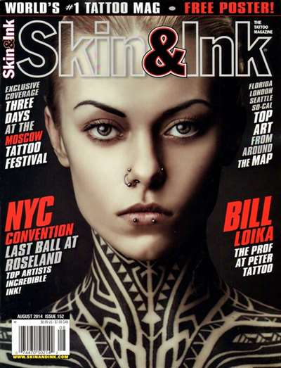 Skin & Ink Magazine Subscription