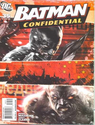 Batman Confidential Magazine Subscription Canada