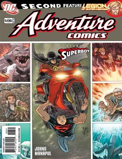 Adventure Comics Magazine Subscription Canada