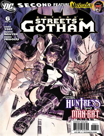 Batman Streets Of Gotham Magazine Subscription