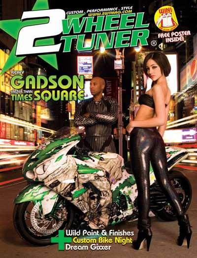 2Wheel Tuner Magazine Subscription