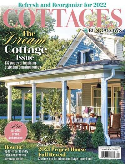 Cottages & Bungalows Magazine Subscription Canada