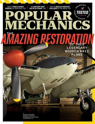 Popular Mechanics Magazine Subscription Canada