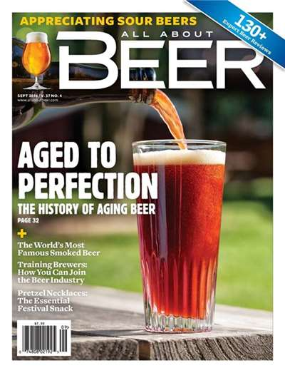 All About Beer Magazine Subscription United States