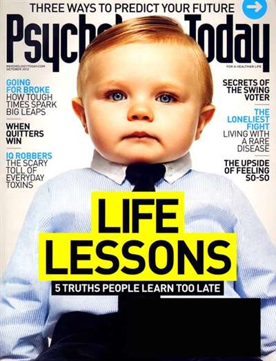 Psychology Today Magazine Subscription Canada